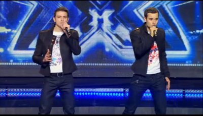 Cassandre dans X - Factor