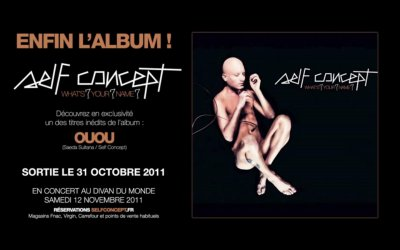 Self Concept en concert