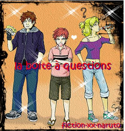 la boite a questions...'♥