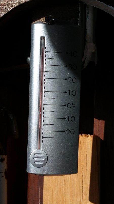 Il fait chaud !