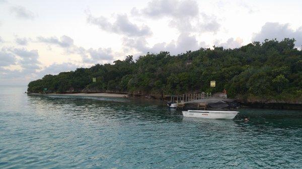 Une petite île