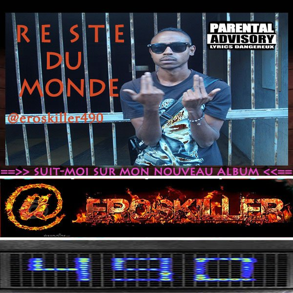 reste du monde / en mode mission [ remix ]   (2014)