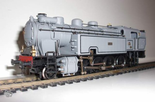 superbe loco vapeur: