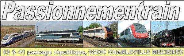 Site de vente de modelisme ferroviaire: