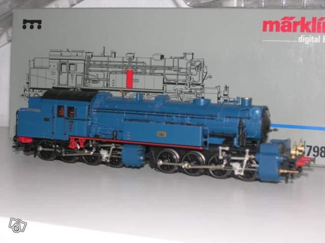 L'univers du modelisme ferroviaire...