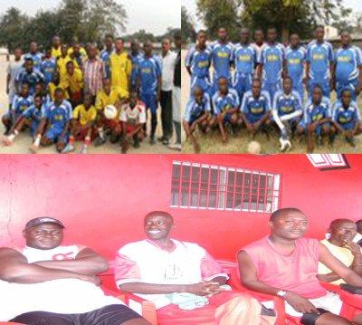 Football team I Congo