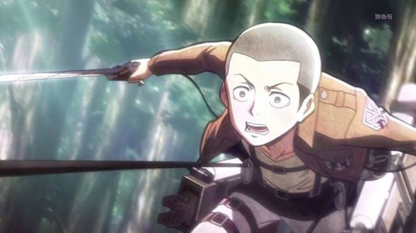 personnage L'attaque des Titan 2éme partie