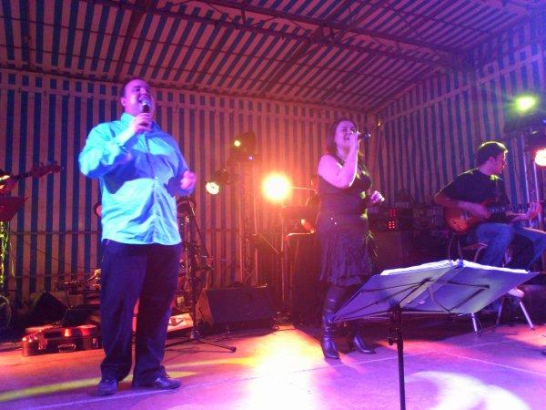 FANTASIA TOUR 2012 - 27 MAI 2012 avec Luis JORGE à LE CREUSOT (71)