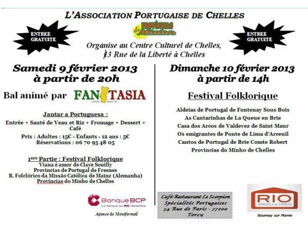 FANTASIA TOUR 2013 - 09 FEV à CHELLES (77)