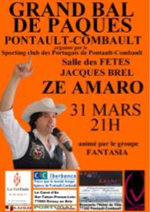 FANTASIA TOUR 2013 - 31 MARS A PONTAULT COMBAULT (77)