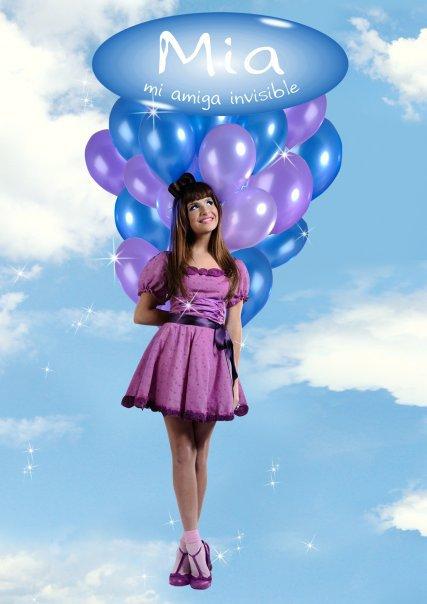 scoop Mia, mon ami invisible dont le tournage débutera en 2011