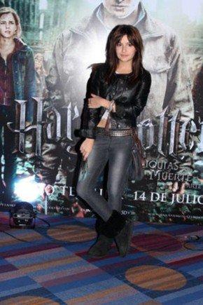 Brenda est allé voir «Harry Potter»