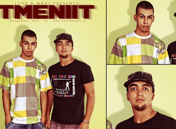 Tmeniit [L7or Ft. Madi]  2011
