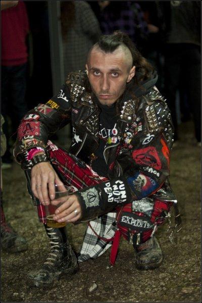 Quelque punk ...