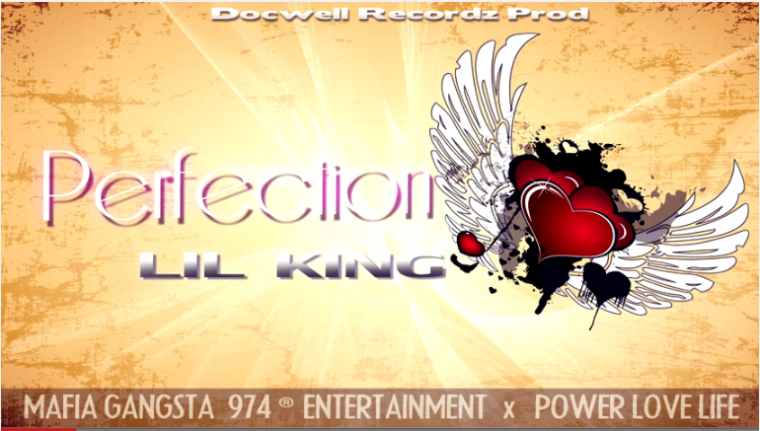 Lil King (P.L.L) ( Power Love Life​ ) - Perfection #15Févier Exclus #NMX-PROD-974-ZIIK