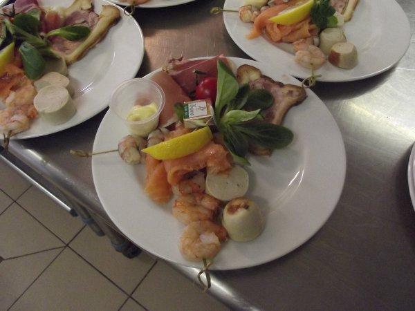 menu de st sylvestre pour une association