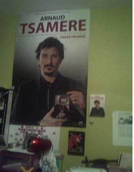 Présentation d'Arnaud Tsamère !!