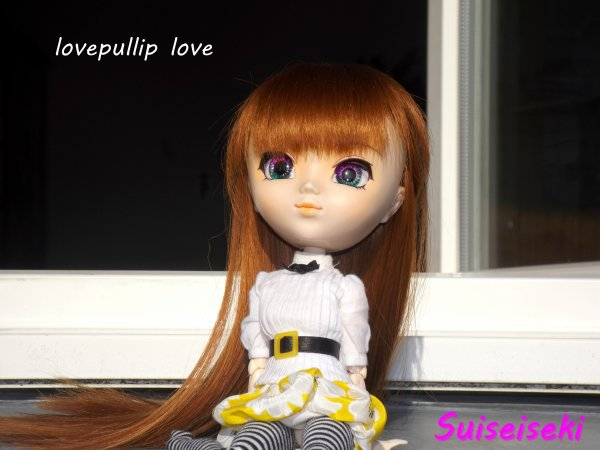 Je note la pullip suiseiseki de Lovepullip-love