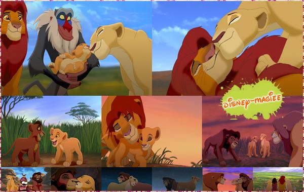 Le Roi Lion 2 : L'honneur de la tribu.  ღ