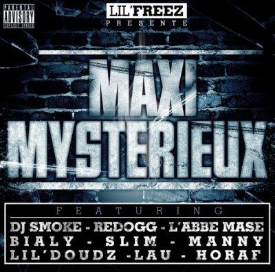 La Mixtape de Poto LIL' FREEZ dans la Rue. Du pur son à écouter sans modération les gens !!!!