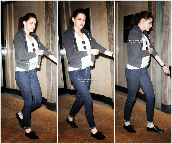 10.05.2012 :Le couple robsten  on été photographié a Londres