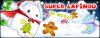MONTURE : Super Lapinou Noël