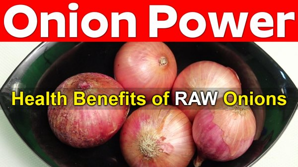 Must know the medicinal benefits of Onions - Health tips