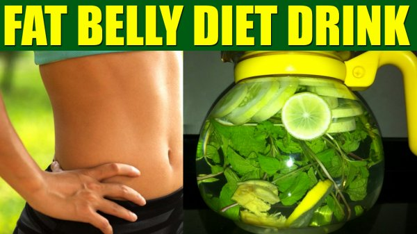 Flat Belly Diet Drink | Lose Belly Fat in 1 Week | No Diet - No Exercise