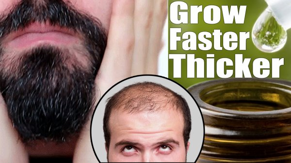 How To Grow More Facial Hair | Proven Home Remedies for Thicker Hair