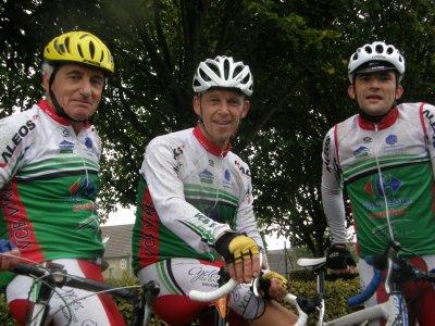 rando cyclo à AIRAN