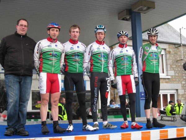 Tour du Mortanais 2012