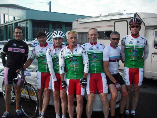 Cyclosport LA PIERRE LE BIGAULT à CALLAC (22)