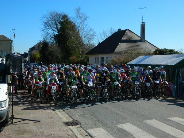 Classement VTT Le Bény Bocage