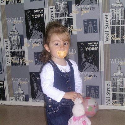 ma niece louna je t aime ma cherie