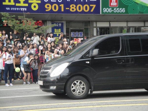 Retour de Corée : Rentrer dans une émission musicale (témoignage XD)