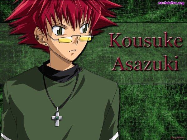Kousuke Asazuki
