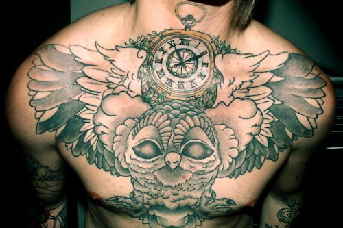 Articles De Lov3ly Tattoo Tagges Dos Page 2 Tatouage