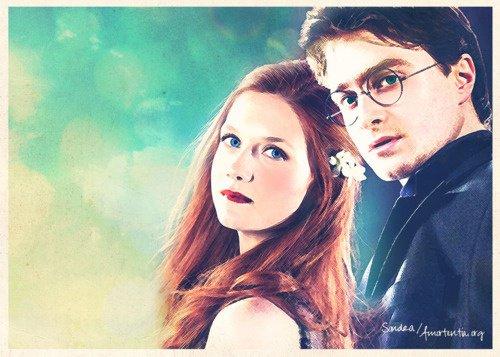 Manip Harry Ginny