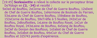 Belle XP perco et 2 up important :p