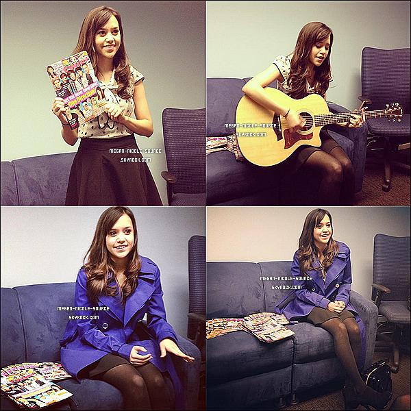 ● Une nouvelle photo d'un nouveau shoot de Megan est sortie.
