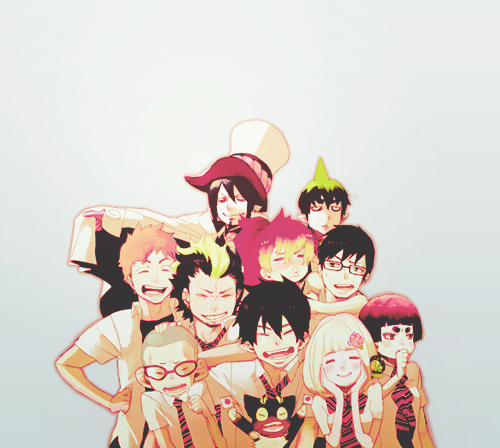 ao no exorcist ♥