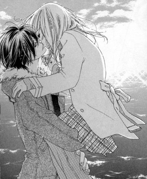 """Résultat de recherche d'images pour """"couple manga hug noir et blanc"""""""