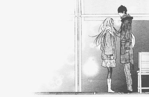 couple manga ♥