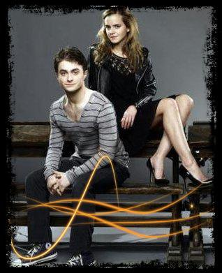 Harry & Hermione love