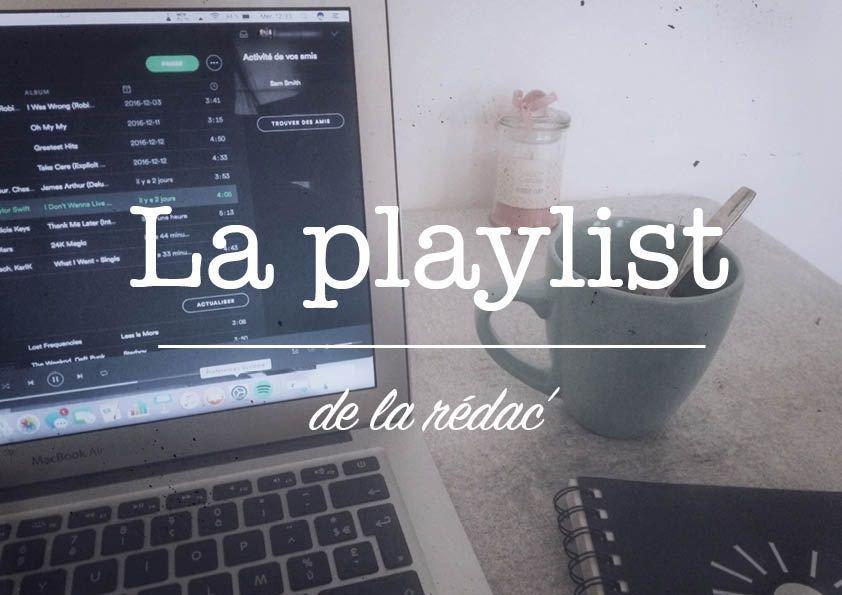 Ma playlist du Moments