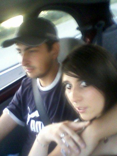 Moi et mon homme le 24.09.10