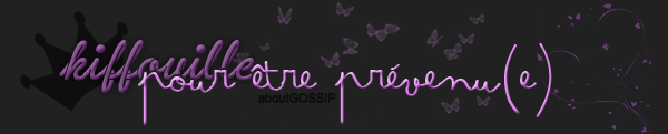 31 août | Leighton sur le tournage de Gossip' + 2 stills de Jess !