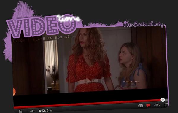 7 sept. | Blake était sur le tournage de GG, jupe-au-vent, façon Marilyn Monroe! (+vidéo)