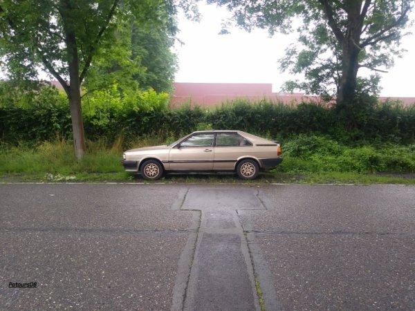 Audi Coupé GT