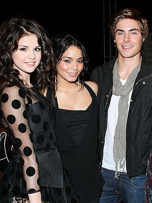 Me,Vanessa and Zac